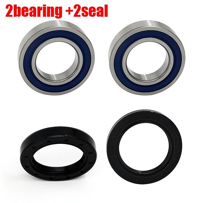 Suzuki King Quad 300 LT-F300F 1999-2002 Rear Wheel Bearings And Seals