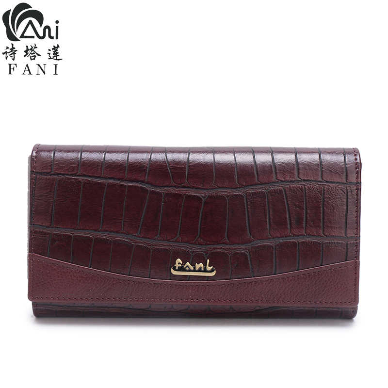 4dbe83560510 Detail Feedback Questions about FANI 2018 New Fashion Womens Wallets ...