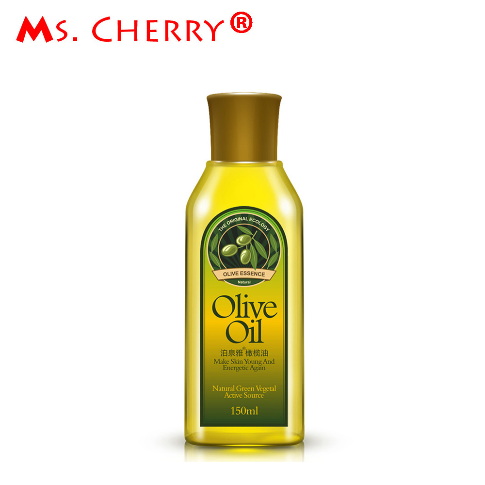 Natural Cosmetics Cleansing Olive formula Makeup Remover Shrink Pores Cleanser Quick Dissolve Deep Purify Moist MF018