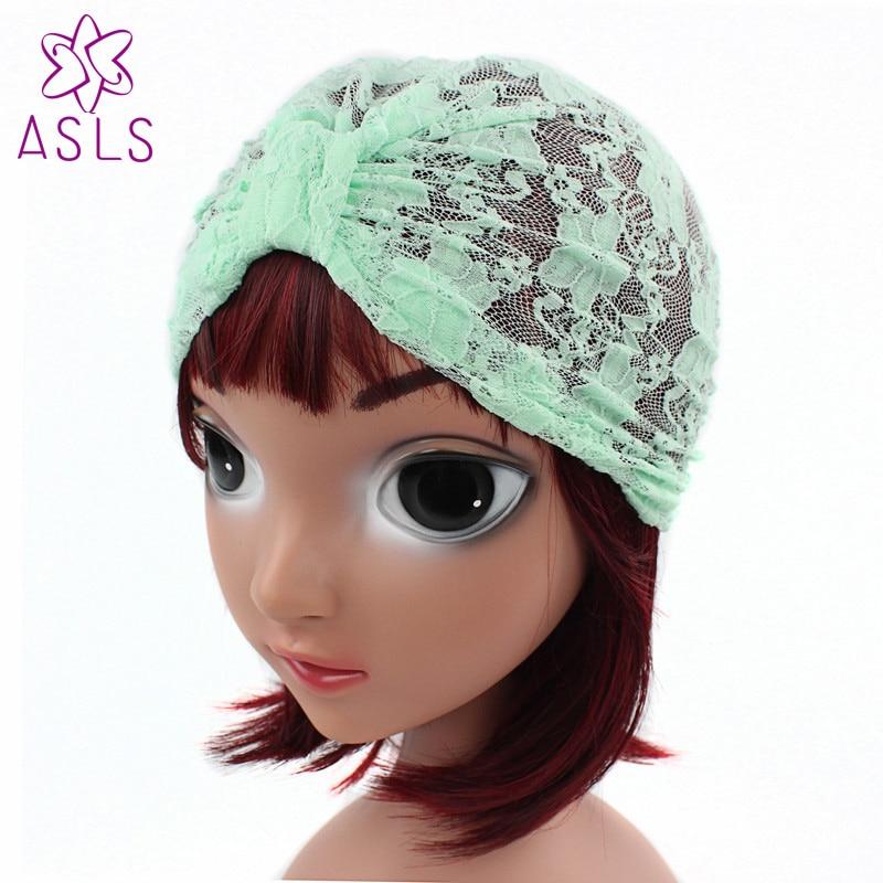 Nuovo girlslovely turbante scherza il cappello del merletto indiano cap  testa wrap in Nuovo girlslovely turbante scherza il cappello del merletto  indiano ... 51fd805a0b3e