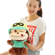 Free shipping Hot sale 2016 new fashion crops of monkey  PLUSH STUFFED ANIMALTOYS for baby girls / Birthday /Children's day