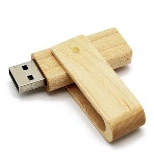 Image 5 - BiNFUL unidad flash USB con logotipo personalizado, 64gb, 4gb, 8gb, 16gb, 32gb, lápiz usb de madera de arce