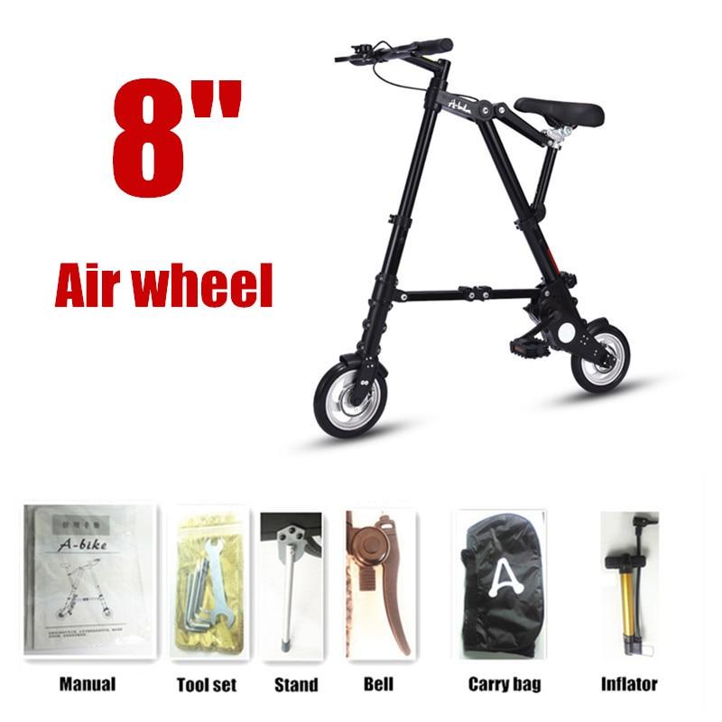 8 Air wheel black