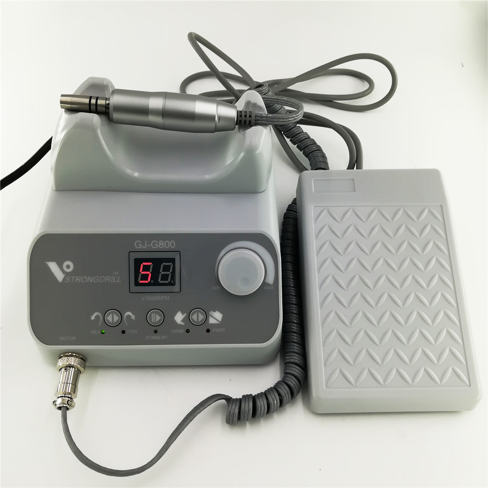 Factory price Dental Micromotor Polishing Unit dental micro motor 50,000 RPM Brushless
