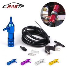 RASTP-1-30 PSI Car Manual Turbocharger Turbo Charger Bypass Closed-Loop Boost Controller Valve Repair Kit With Logo RS-BOV017