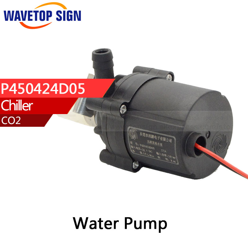 chiller cw 5000 water pump  voltage 24v DC  power 30w   flow rate 10L/min  head 8 meter chiller cw 3000 cw 5200 water pump voltage 24v dc power 30w flow rate 8 5l min head 8 meter