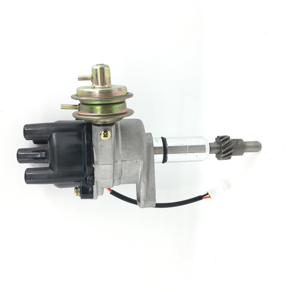 SherryBerg ELECTRONIC Ignition Distributor for 82-90 Toyota Celica Corona 4Runner Pickup 22R 22REC 2.4