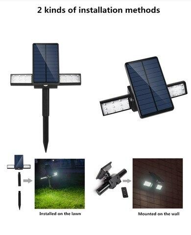 rua de energia solar light sensor