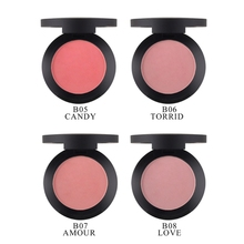 Brightening Blush Long Lasting Soft Face Cheek Beauty Makeup Cosmetic P