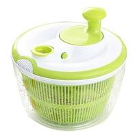 Hot Sale Salad Spinner with Pouring Spout 5L Large Capacity Vegetables Dryer Sieve Strainer Colander Basket