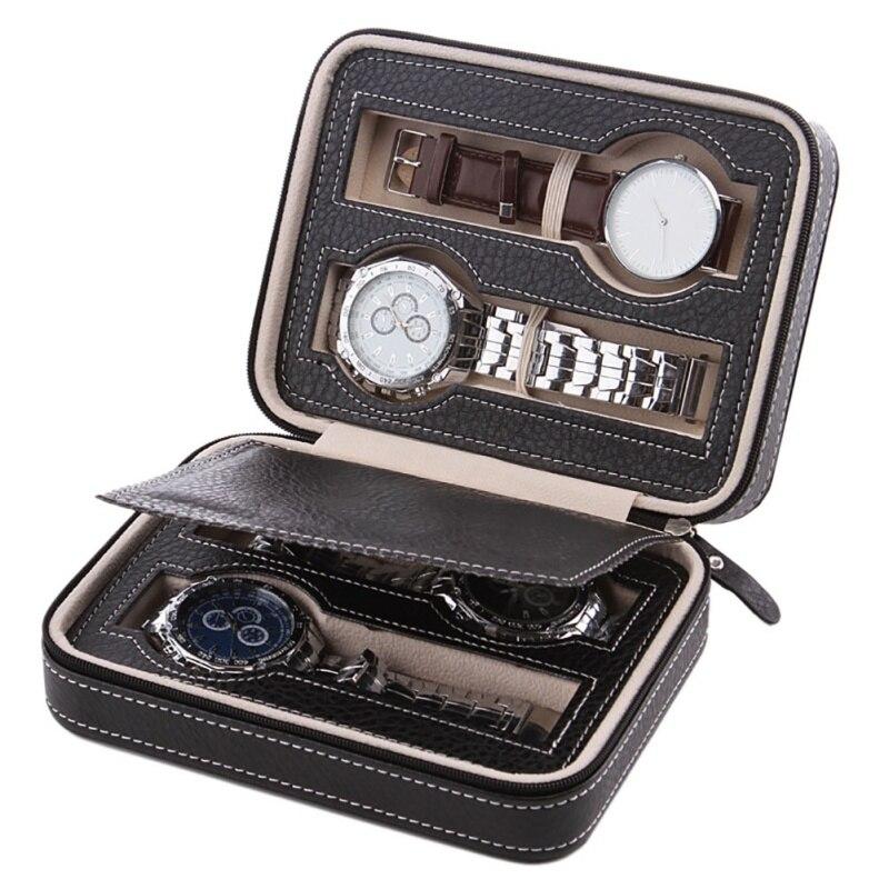 Geschenk Boxen Casket Für Dekorationen Saat Kutusu Uhr Halter Joyero Organizador Caja Reloj Porta Reloj Uhr Veranstalter