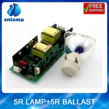 5R 200W lamp 5R BEAM Ballast moving beam 200 lamp 5r beam 200 R5 metal halide lamps msd platinum 5r lamp R5