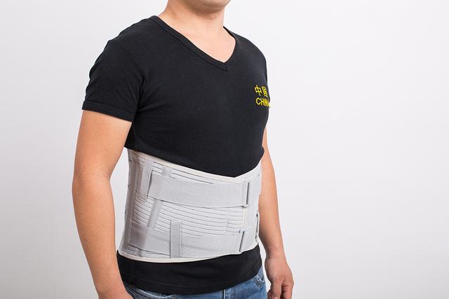 High Back vertebrace LJ-409 ampliar faixa de apoio para torácica inferior Cinta apoio da cintura