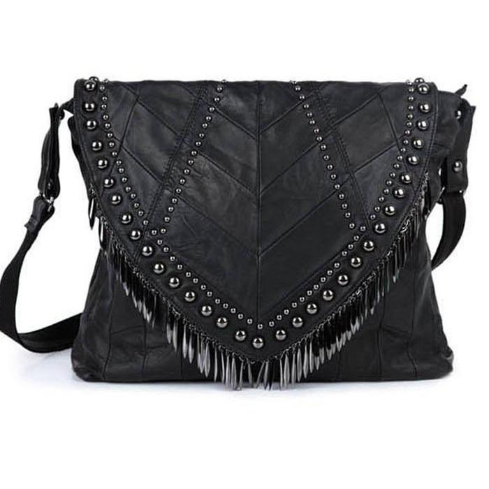 Aliexpress.com : Buy BELLA JOY Genuine leather hobo bags lambskin ...