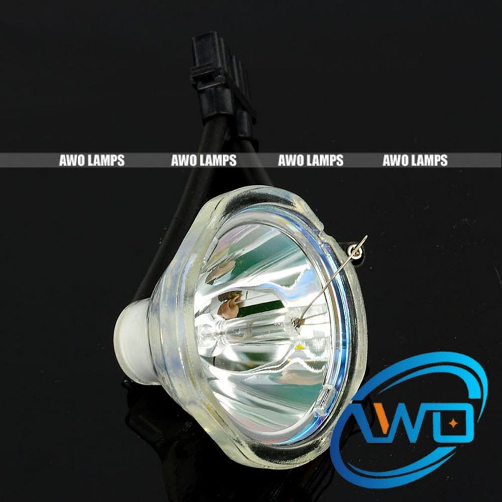 AWO Compatible Projector Lamp Bulb DT00581 for HITACHI CP-S210 PJ-LC5 PJ-LC5W CP-S210F 150 Day Warranty high quality dt00581 replacement lamp for hitachi cp s210 s210f s210t s210w pj lc5 lc5w projector bulb happybate