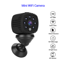 WIFI mini Camera small cam 1080P video Sensor Night Vision Camcorder Micro Cameras IP Camera DVR Motion Recorder Camcorder все цены
