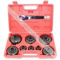 Автосервис Инструмент Масляный Фильтр Ключ Cap Тип Масляного Фильтра Removal Tool Kit Набор Инструментов 9 шт. 27 мм 32 мм 36 мм