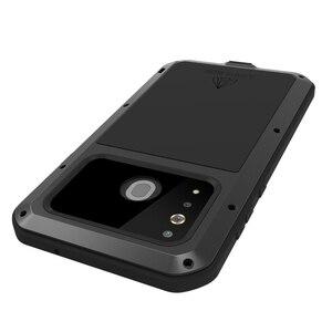 Image 5 - Funda de Metal Love Mei para Samsung Galaxy A9, A8, A6 Plus, 2018, A9S, A8S, S10, 5G Plus, S10E, A70, 2019, carcasa a prueba de golpes