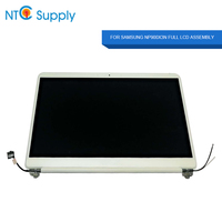 Full LCD Assembly For Samsung ATIV Book 9 NP900X3N NV133FHB N31 Full LCD Assembly Screen BA96 07133B 13.3inch LCD Laptop Sceen