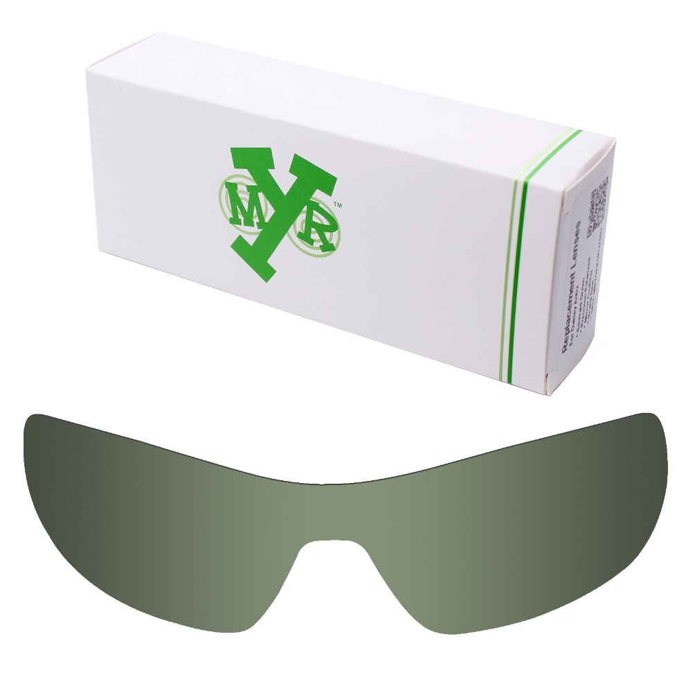0c9c8ac6a99 Mryok POLARIZED Replacement Lenses for Oakley Offshoot Sunglasses Grey Green