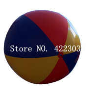 Free Shipping 1m inflatable beach ball 4 pieces beach play sport summer toy children game party ball outdoor fun balloon