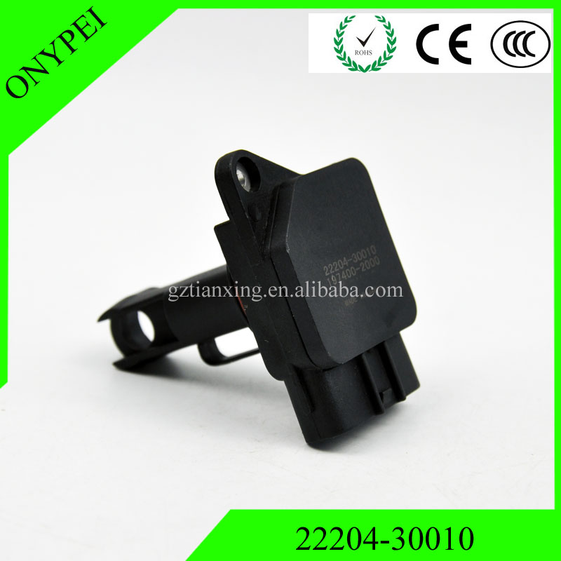22204-30010 Mass Air Flow MAF Sensor For Toyota Hiace 2.5L 3.0L Lexus IS220 2.0L 22204 30010 2220430010