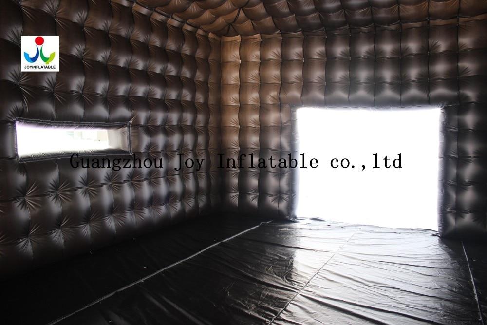 8LX8WX4HM 210D Oxford Gigante Tenda Gonfiabile Del Cubo in Bianco e di Colore Nero - 3