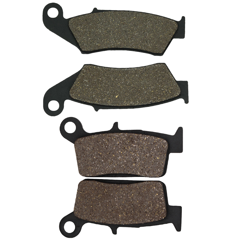 AHL Front Brake Pads Disc FA185 for Yamaha WR 400 FL//FM//FN 1999-2001