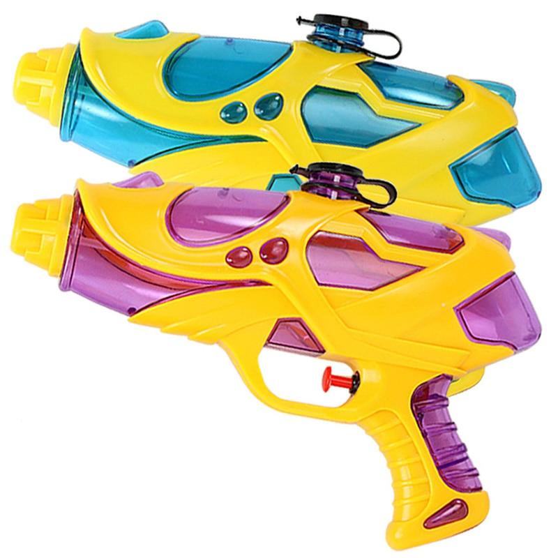 SLPF Summer Water Gun Children Toys Beach Bathing Drifting Water Toy Kids Baby Parent-child Outdoor Games Boys Girls Gifts G29