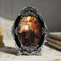Classic Metal Alloy Photo Frame Personalized Photo Frame Photo Frame Wedding Photo Desk Home Decoracion Wedding