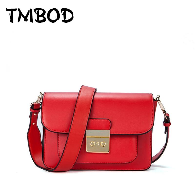 New 2018 Design Women Small Flap Messenger Bag Lady Elegant Split Leather Handbags Chic Crossbody Bags For Female bolsas an839