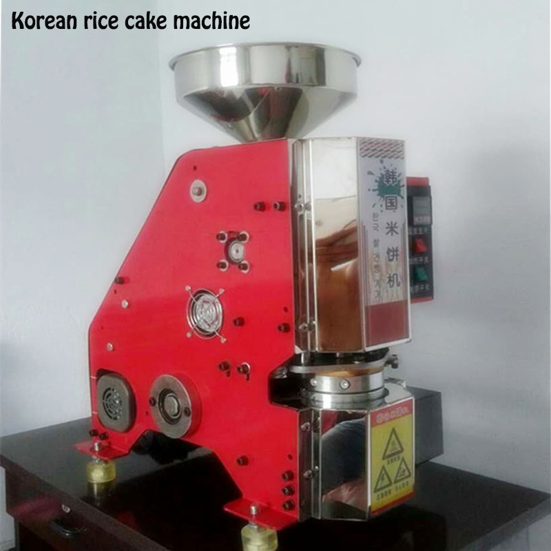 Korean rice cake machine Q cake maker Q cake machine multi - flavor rice cake machine stainless steel material 220v/600w cake collection 964003