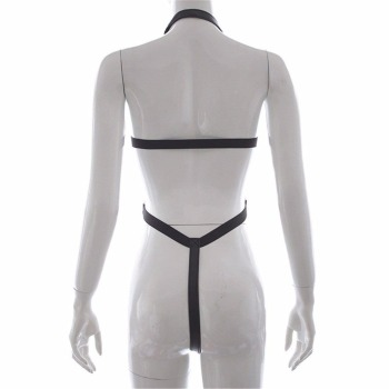 Garter Suspenders Harness Body Belts3