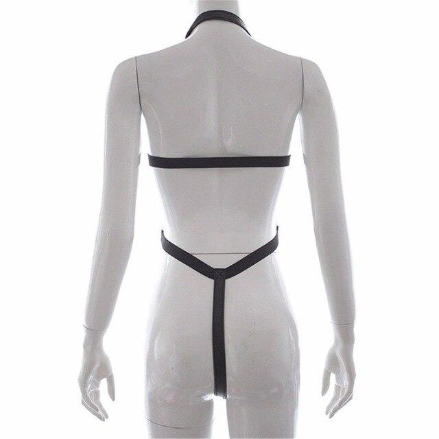 Garter Suspenders Harness Body Belts3