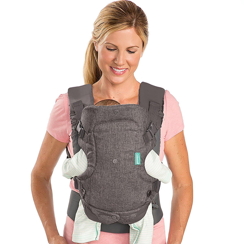 Baby Carrier Sling Portable Kind Bretels Rugzak Verdikking Schouders 360 Ergonomische Hoodie Kangoeroe Draagzak 4