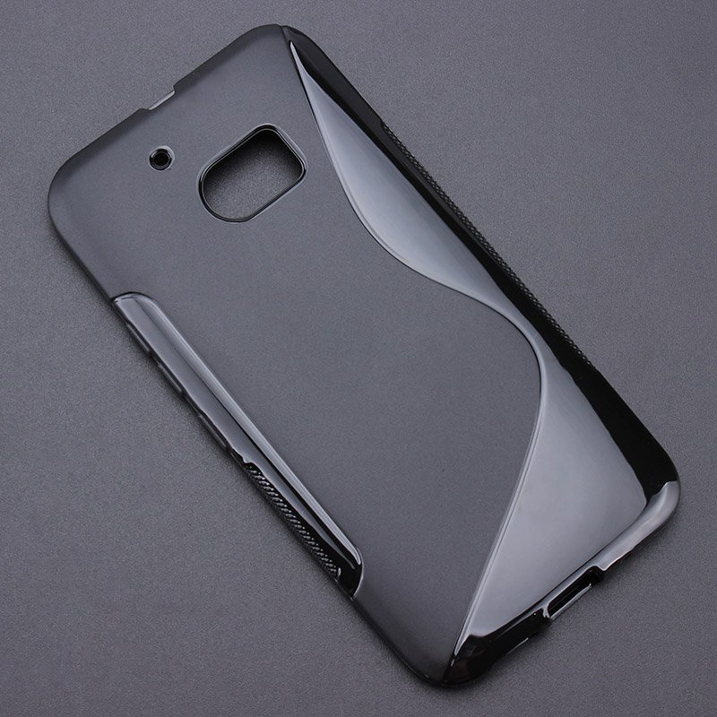 4 Color S line Anti Skidding Gel TPU Slim Soft Case Back Cover  1
