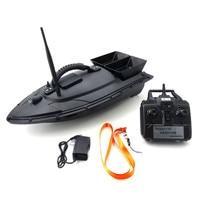 Беспроводной RC лодка для доставки прикорма и Оснастки Удаленного Рыболокаторы Электрический лодка для доставки прикорма и оснастки двойно
