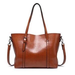Image 4 - DIDABEAR Marke Frauen tasche frauen Leder Handtaschen Luxus Dame Hand Taschen Frauen messenger Schulter tasche Große Tote Sac EIN wichtigsten Bolsa