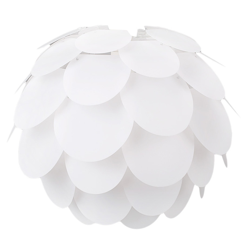 Modern Simple DIY Handmade Light Shade 50 PCS IQ Lampshade With Creative Decor Design For Room Bar Office White Soft Abat JourModern Simple DIY Handmade Light Shade 50 PCS IQ Lampshade With Creative Decor Design For Room Bar Office White Soft Abat Jour