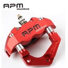 Wholesale Motorcycle Front Fork Brake Calipers RPM motor For 200 / 220mm Disc Brake Pump Bracket For Yamaha Aerox Nitro JOG 50 rr BWS 100