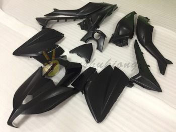hot sale Motorcycle fairings For yamaha tmax530 12 13 14  Fairing Set injection good qulaity free seat cover Full matt black