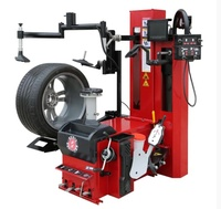 Automatic Tire Grilling Machine Tireless Machine Car Tire Disassembly Machine With Auxiliary Arm Back up Auto Repair Tool
