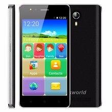 VKworld F1 Ältere Smartphone 8 GB ROM 1 GB RAM 4,5 zoll Android 5,1 MTK6580M Quad-core 1,1 GHz Dual SIM WCDMA Lauter Lautsprecher FM SOS