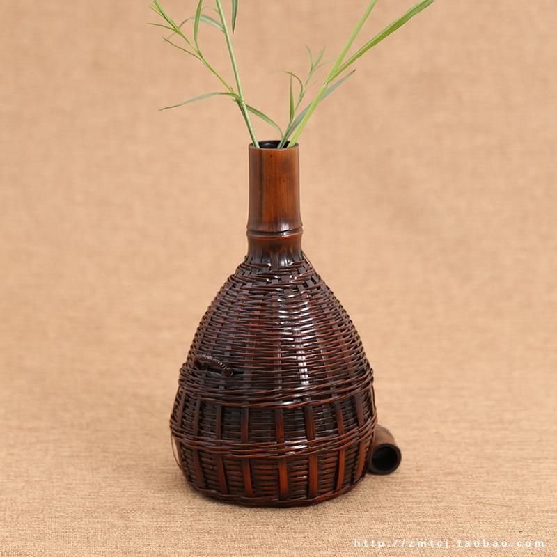 Houten vloer vazen promotie winkel voor promoties houten vloer vazen op - Decoratie volwassen kamer zen ...