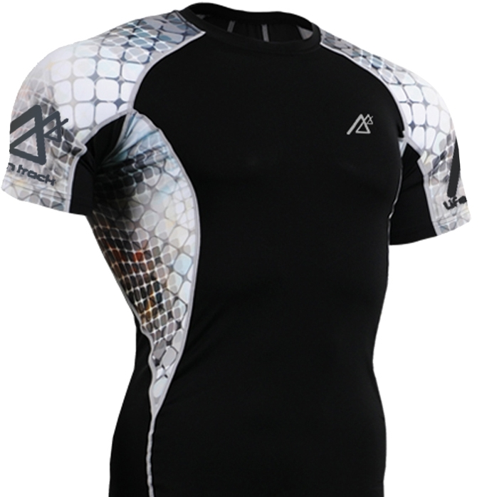 Сублимационные мужские рубашки для боулинга дизайнерская брендовая одежда с рукавами и принтом одежда для спорта размер S-4XL - Цвет: Коричневый