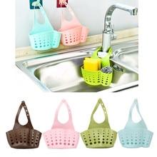 Портативный корзина для дома кухня висячая дренажная корзина сумка для ванной инструменты хранения держатель для раковины аксессуар vaciar cesta