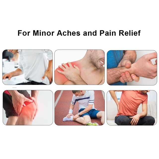 ifory 24 Pieces/Box Menthol Analgesic Plaster Same as Salonpas Pain Patch Relief Muscle Aches Treatment Herbal Pain Patch 2
