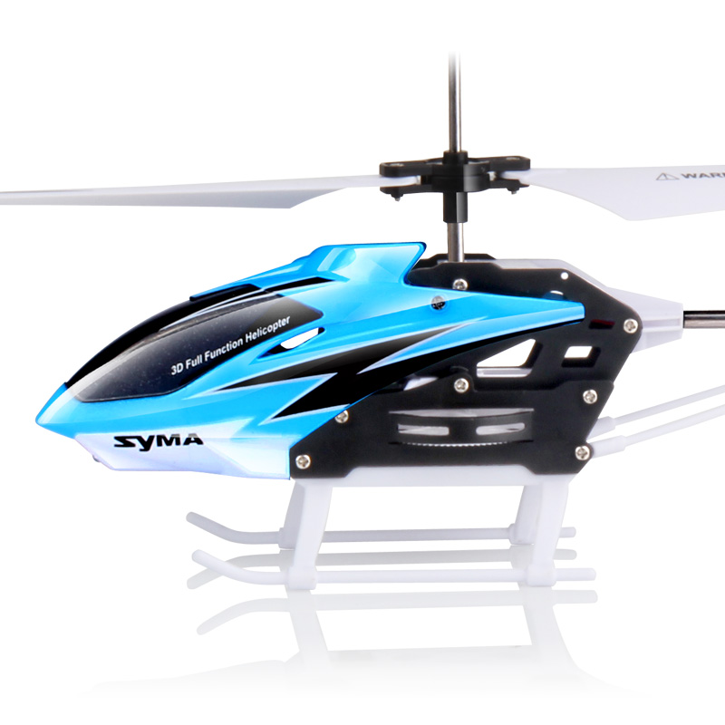 Image 5 - Original SYMA S5 N RC Helicopter 3CH Infrared With Self balancing Shatterproof Aircraft Remote Control Toys Kid Children Gift-in RC Helicopters from Toys & Hobbies