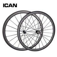 2020 new racing carbon wheelset 38mm UD matt carbon clincher wheelset basalt surface 1487g 2years warranty bicycle wheel SP 38C