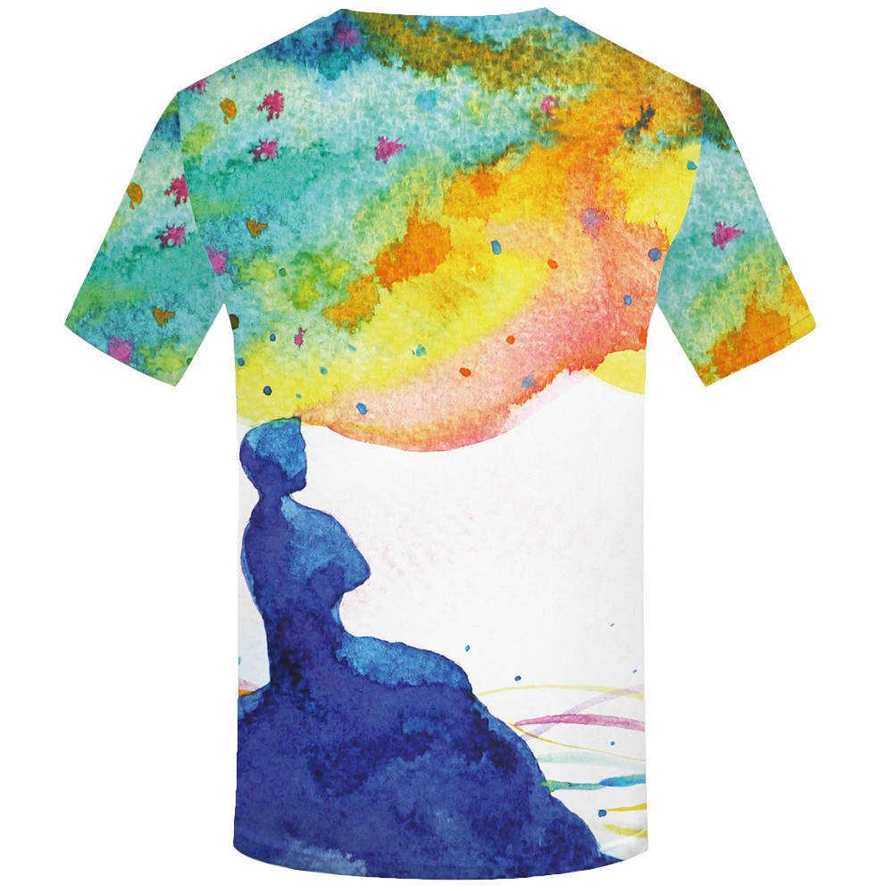 Бренд KYKU Dragon футболка с цветами черные топы футболки забавная футболка Женская 3d Повседневная летняя женская